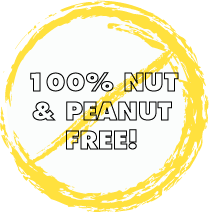 100 percent nut and peanut free