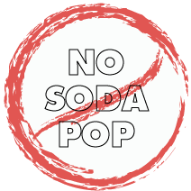 no soda pop